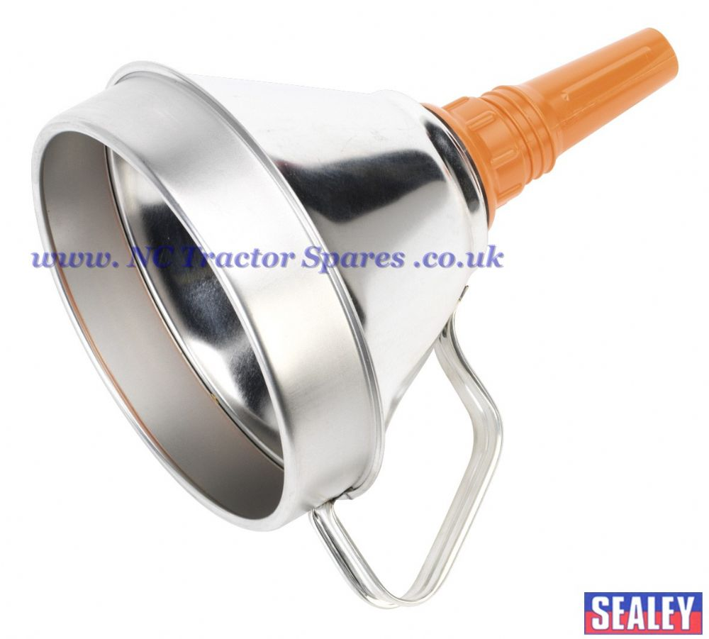 Funnel Metal with Filter 160mm